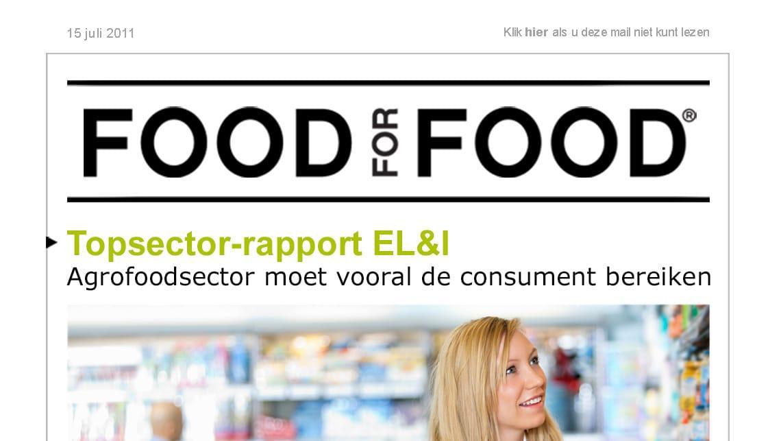[photo: Food for Food: Nieuwsbrief]